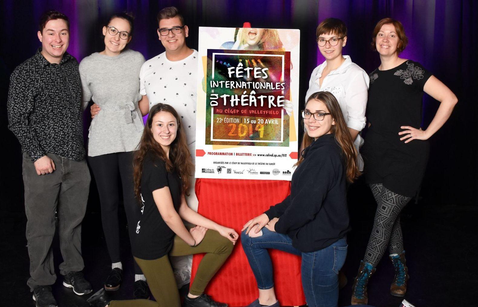 Comité des 23e Fêtes internationales du théâtre2