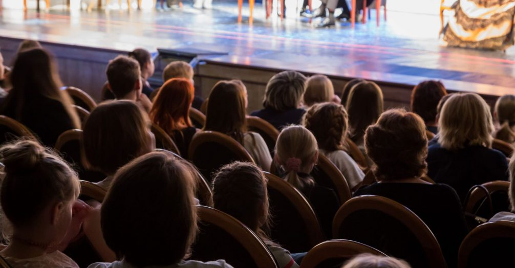 theatre audience 2