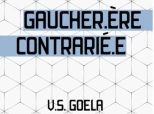 Gaucher ère contrarié e - V S Goela