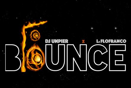 Bounce - DJ UNPIER & LeFLOFRANCO -Pochette crop